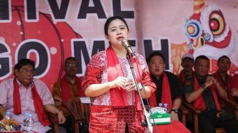 Tekankan Pentingnya Kebhinekaan, Puan Maharani Sebut Kehadiran Masyarakat Tionghoa Memperkaya Khasanah Budaya Nusantara