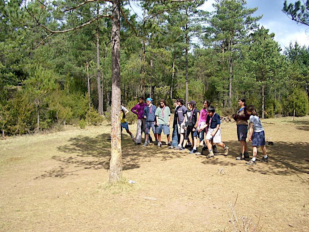 Campaments amb Lola Anglada 2005 - CIMG0399.JPG