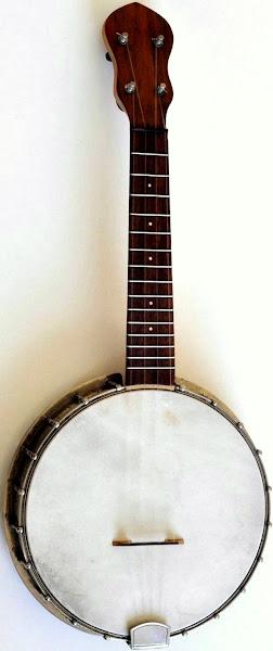 Epiphone Superb Banjolele Banjo Ukulele