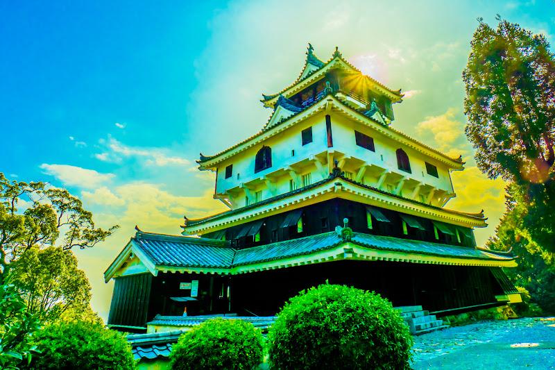Iwakuni Castle1