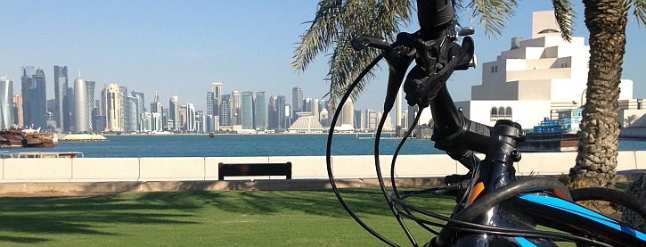 Bay of Doha, Qatar, Specialized Crave MTB Hardtail 29''