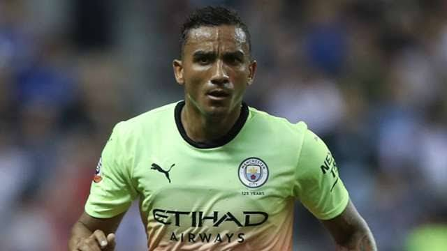 Danillo left Man city to Juventus. PHOTO | GOAL