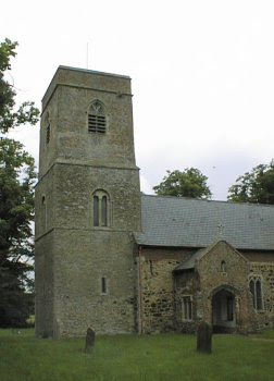 Runcton Holme Parish Church