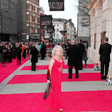 WWW.ENTSIMAGES.COM -   Elaine Page  at      The Olivier Awards at Royal Opera House, Covent Garden, London, April 28th 2013                                               Photo Mobis Photos/OIC 0203 174 1069