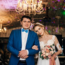 Bryllupsfotograf Natali Rova (natalirova). Bilde av 28.03.2018