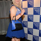 WWW.ENTSIMAGES.COM -      at   Terrence Higgins Trust's 'The Supper Club' after-party at Underglobe, Bankside London October 8th 2014This year's Supper Club in aid of  HIV and sexual health charity Terrence Higgins Trust. The Supper Club' is an annual foodie event where celebrities and Terrence Higgins Trust supporters invite their friends to dine with them at 50 of London's most iconic restaurants. On the night guests will be treated to an exquisite dinner, before being whisked away to a star-studded after-party, featuring cocktails, superb entertainment by British singer- song writer Chloe Howl, and dancing at the Underglobe.                                                Photo Mobis Photos/OIC 0203 174 1069