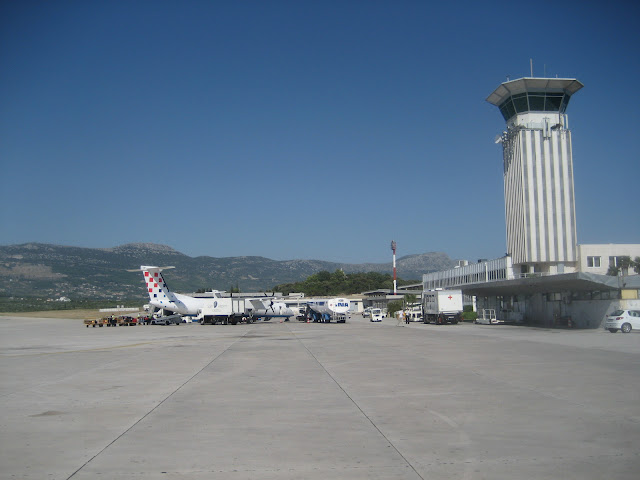 Split airport again