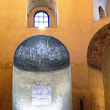 98. Chapel of Saint Aquilino. IV Century. Milan. 2013