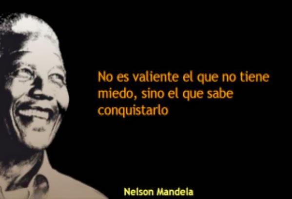 Liderazgo según Nelson Mandela