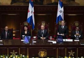 Presidente del senado asegura Ley de Partidos Políticos se conocerá en la primera sesión congresual