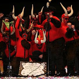Concurso Murgas Montijo 2010 / 2