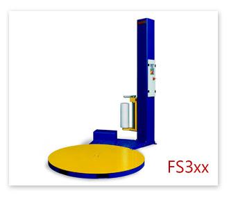 膠膜棧板裹膜機FS3xx