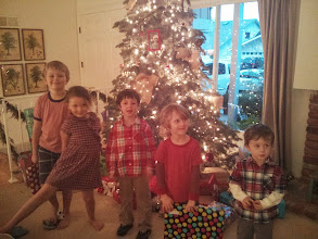 Photo: Cousins on Christmas