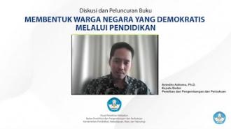 Pendidikan Demokrasi Penting Diimplementasikan di Sekolah
