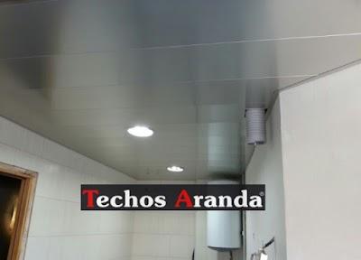 Proyecciones Techos Aluminio Cocinas Madrid