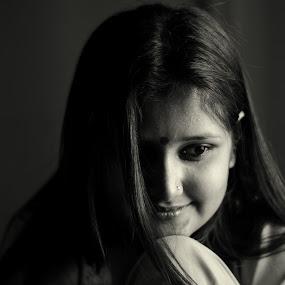 by Dipayan Sarkar - People Portraits of Women