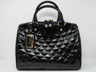 Bally Patent Leather Bag