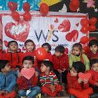 Valentine's Day Celebration (Playgroup) 14.02.2017