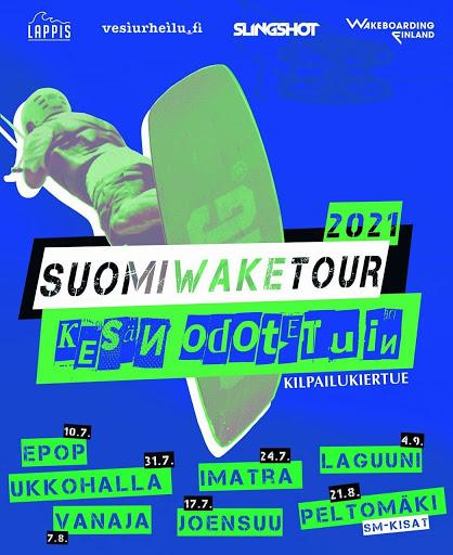 SuomiWakeTour 2021