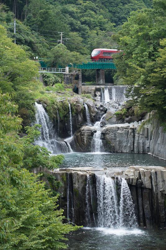 170903 田原の滝と富士山ビュー特急