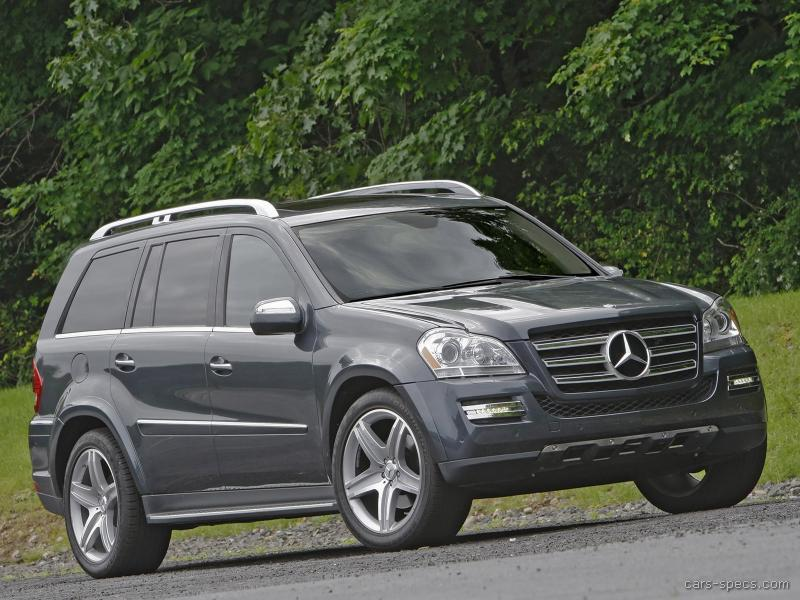 2008 mercedes benz gl class suv specifications pictures for Mercedes benz gl 2008