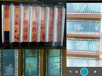 Photo Negative Scanner、スマホで昔のネガフイルムをデジタル化
