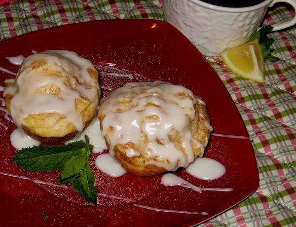 Apple Cinnamon Biscuit Muffins Recipe