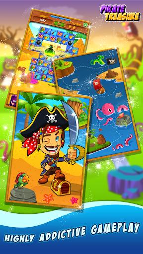Pirate Treasure ud83dudc8e Match 3 Games 3.2.9 screenshots 3