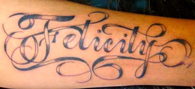 25 Best Name Tattoo Designs for Men and Women