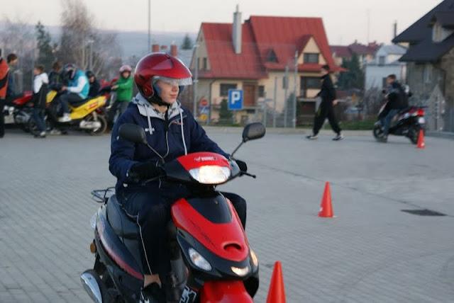 Karta motorowerowa Egzamin praktyczny - DSC01367_1.JPG