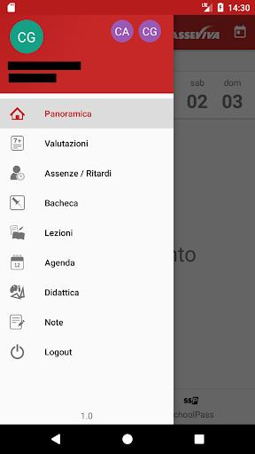 ClasseViva Studenti 2.0.3 screenshots 2