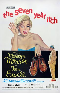 La tentación vive arriba - The Seven Year Itch (1955)