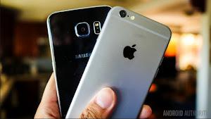 Apple vượt mặt Samsung, dẫn đầu thị trường smartphone quý 4/2016
