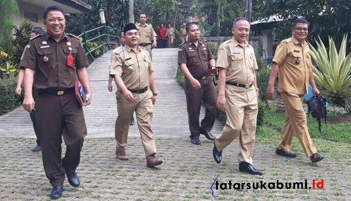 Bimtek 140 Desa se-Kabupaten Sukabumi, BKAD Warning Tidak Ada Lagi Kades Berurusan Dengan APH