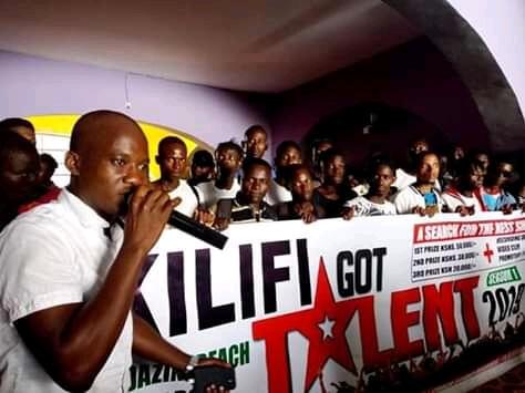 Kilifi got talent initiative 2019. PHOTO | BANA