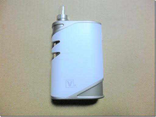 CIMG0387 thumb1 - 【MOD】Vaptio VivaKita「FUSION Ⅱ Starter KIt](フュージョンⅡ スターターキット)レビュー!おしゃれでスタイリッシュ、コンパクト!操作も簡単で、誰にでも使いやすいAIOタイプMOD。【MOD/電子タバコ/Starter Kit/AIO】