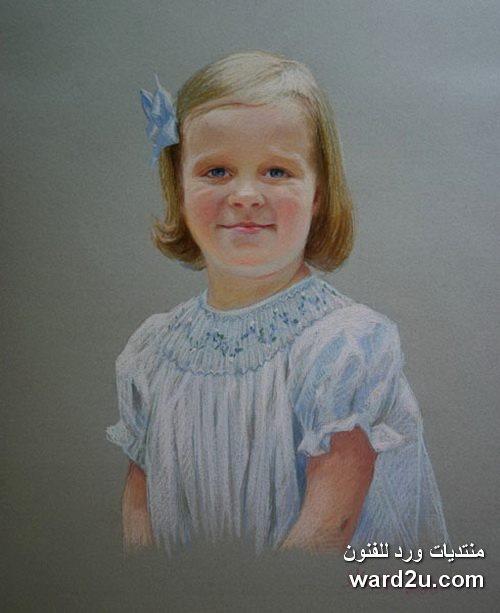 رقة الاحساس و روعة الاداء فى لوحات Lisa Gleim