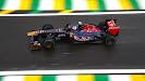 Daniel Ricciardo (AUS/ Scuderia Toro Rosso) last race