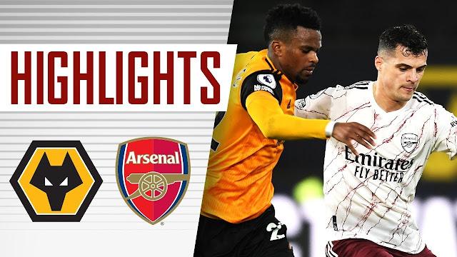 Arsenal Kalah Dengan Wolves, Siapa patut di persalahkan?