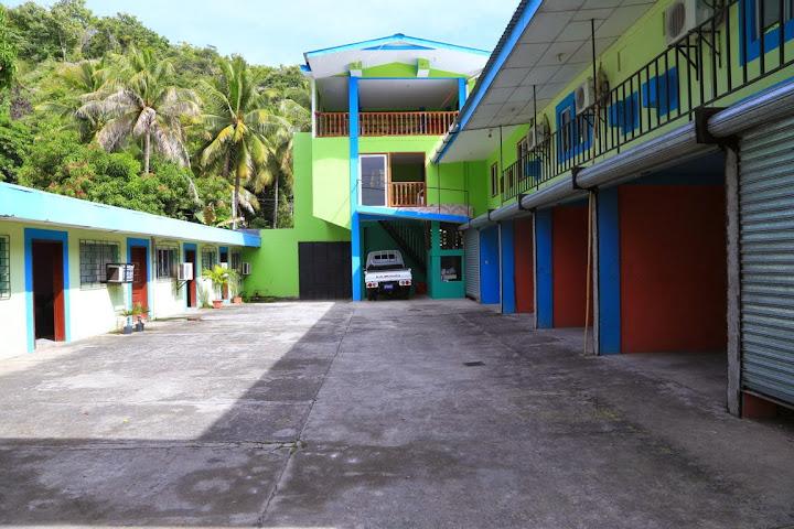 Hotel puerto de La libertad El Salvador