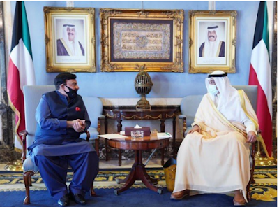 Kuwait Start issuing Pakistani Visas
