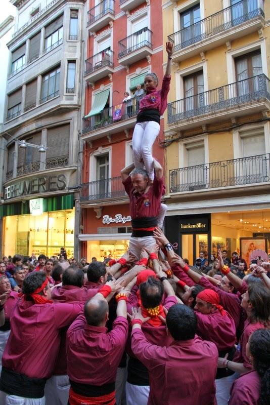 19è Aniversari Castellers de Lleida. Paeria . 5-04-14 - IMG_9591.JPG