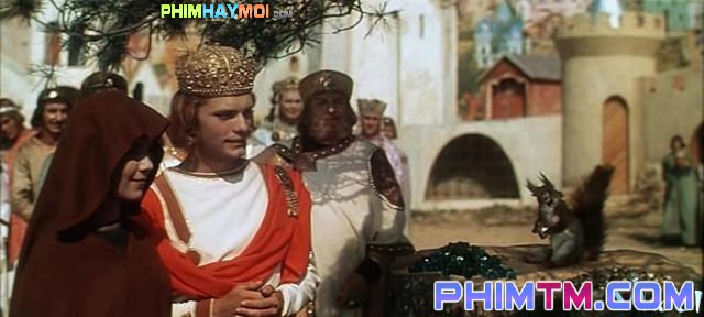 Xem Phim Sa Hoàng Saltan - The Tale Of Tsar Saltan - phimtm.com - Ảnh 1