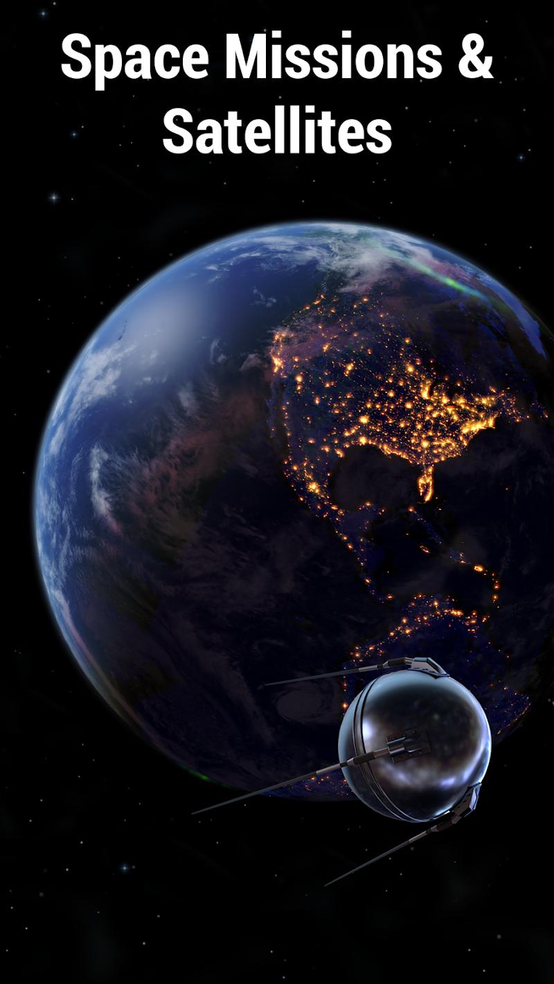 Solar Walk 2 - Spacecraft 3D & Space Exploration Screenshot 2