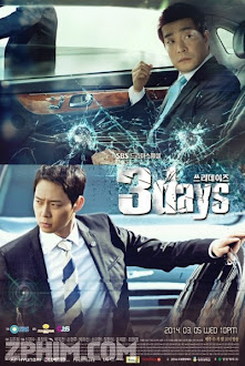 Ba Ngày - Three Days (2014) Poster