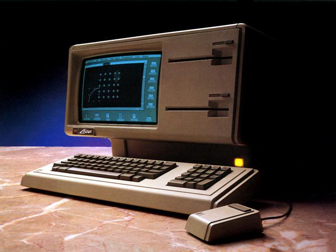 Lisa Computer Apple