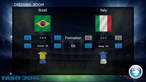 TASO 15 Full HD Football Game 1.74 screenshots 5