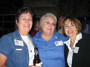 Photo: Carol (Craven) Barnes, Rosemary (Worthy) Dooley, Barbara (Novosad) Stueve