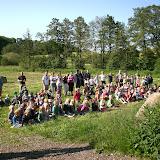 MUS lejr påForlev 2009