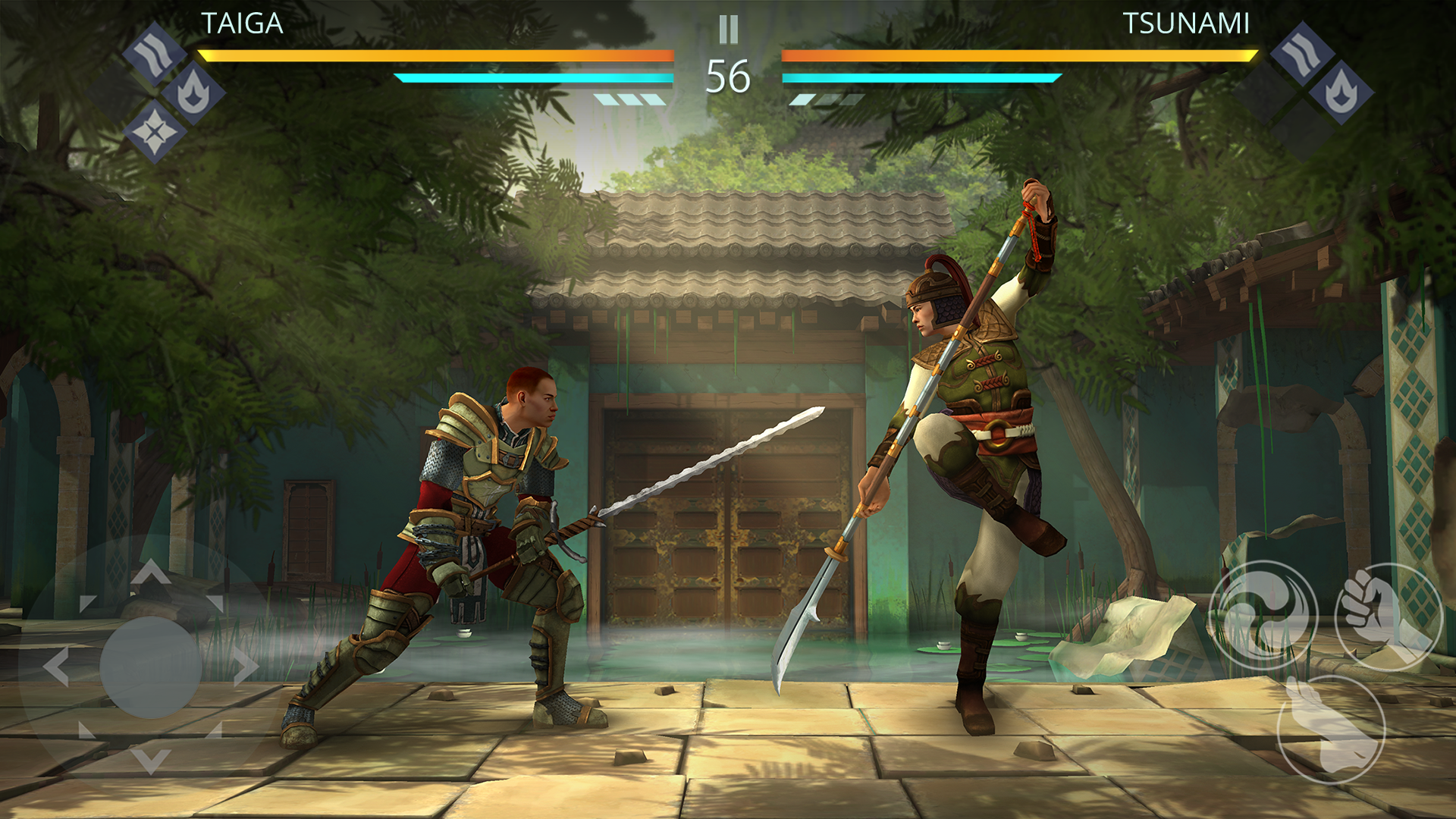 Shadow Fight 3 Mod Apk (Freeze Your Enemy) 1